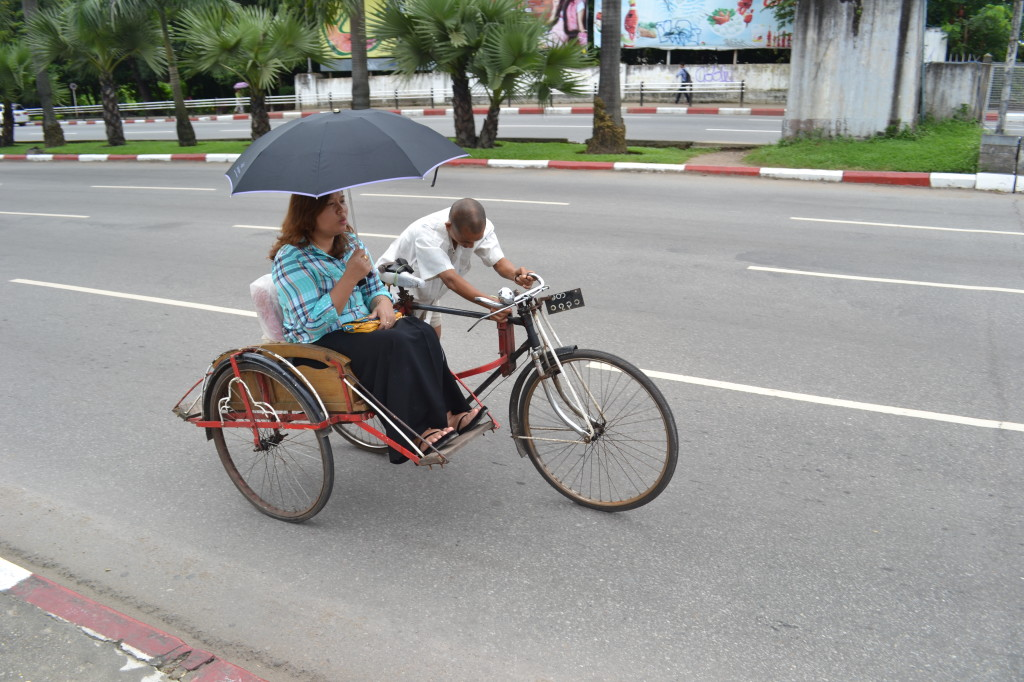 birmania trasporti interni