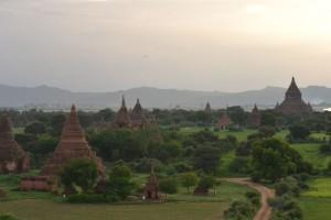 Bagan storia