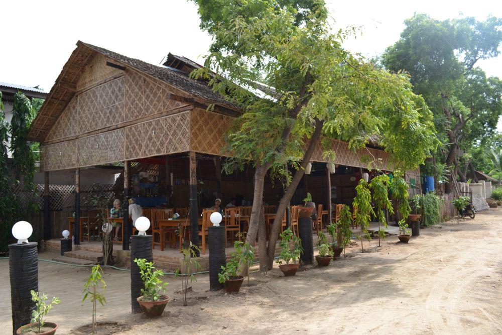 Birmania ristoranti