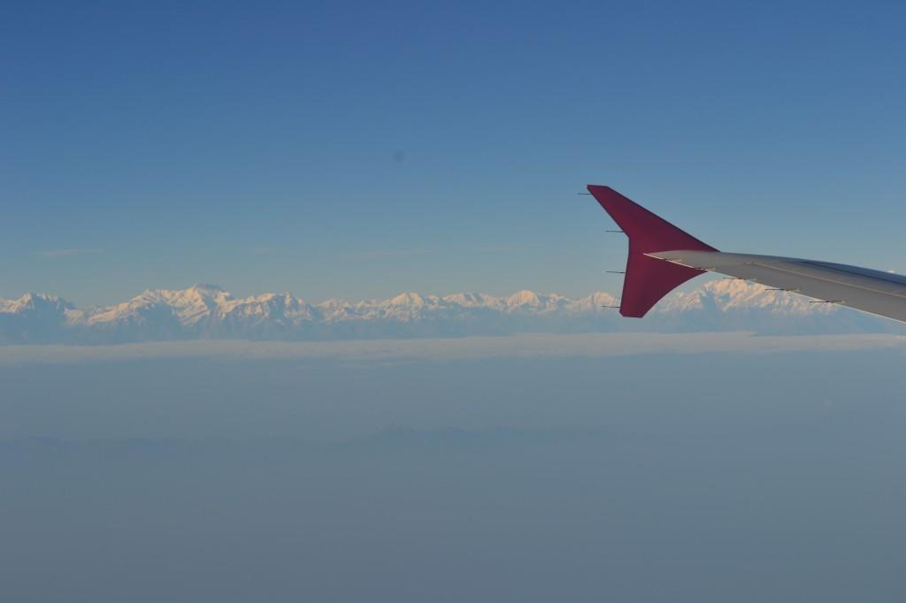 himalaya aereo