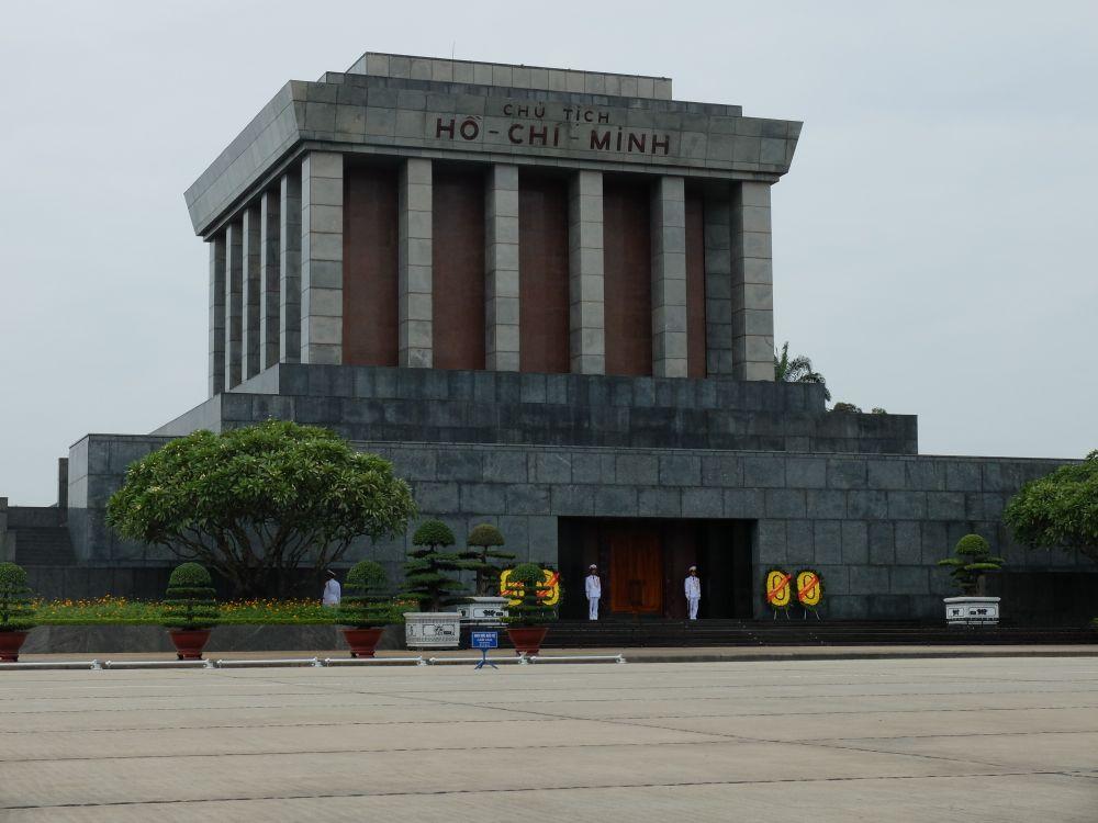 Mausoleo Ho Chi Min
