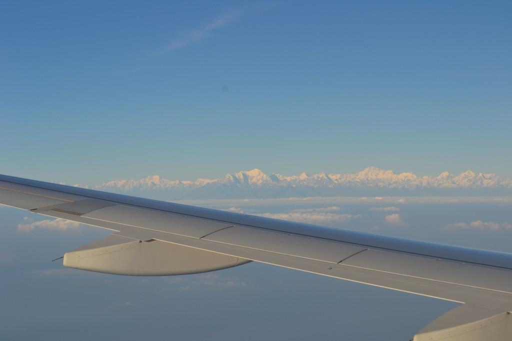 aereo nepal