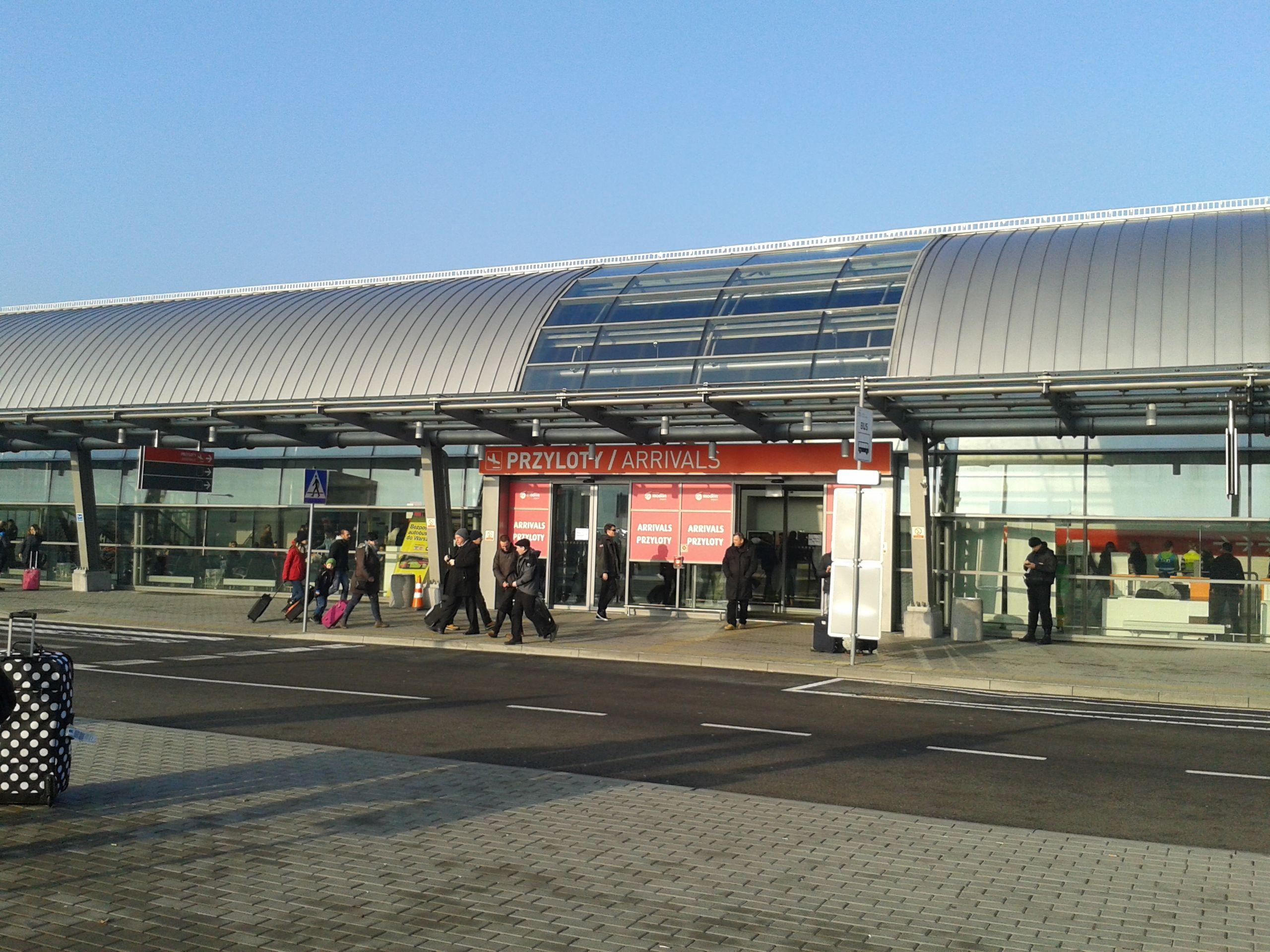 Polonia aeroporto modlin varsavia - Agenzie immobiliari polonia ...
