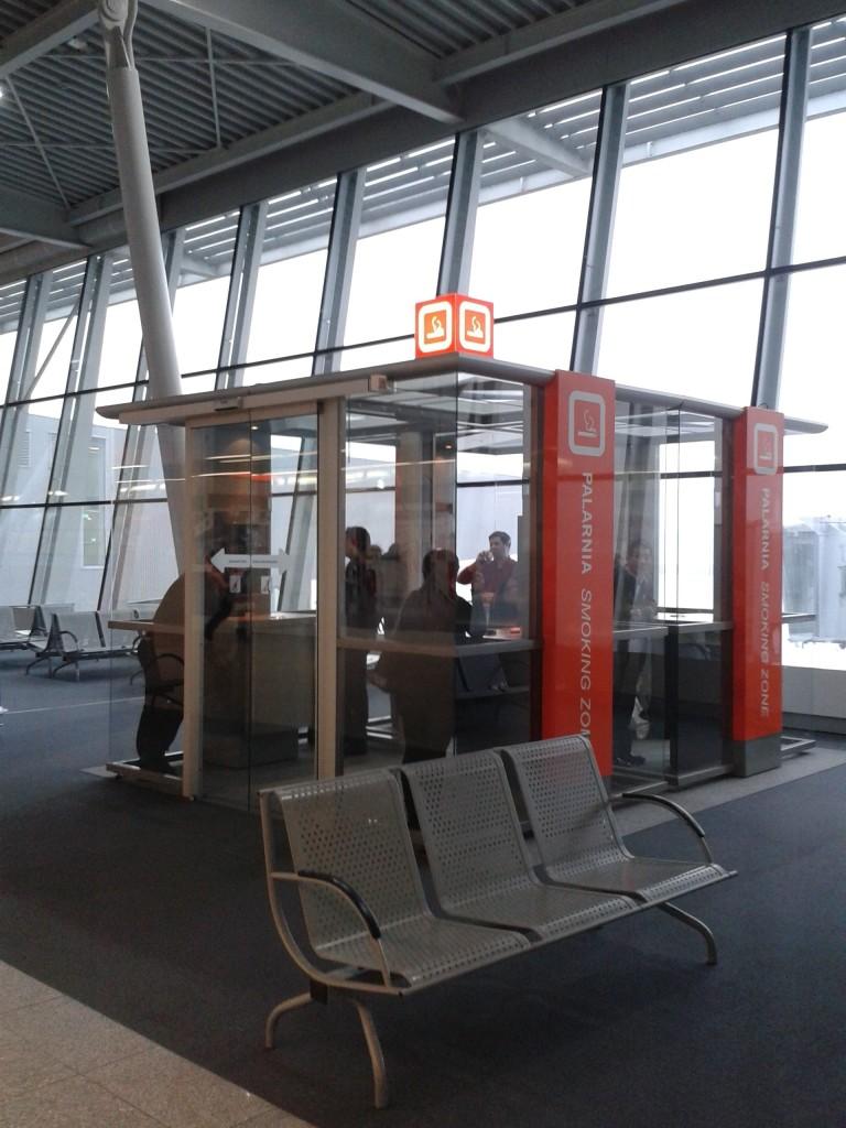 aeroporto varsavia 2