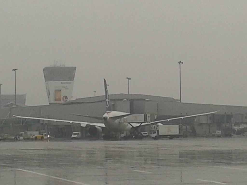 aeroporto varsavia 6