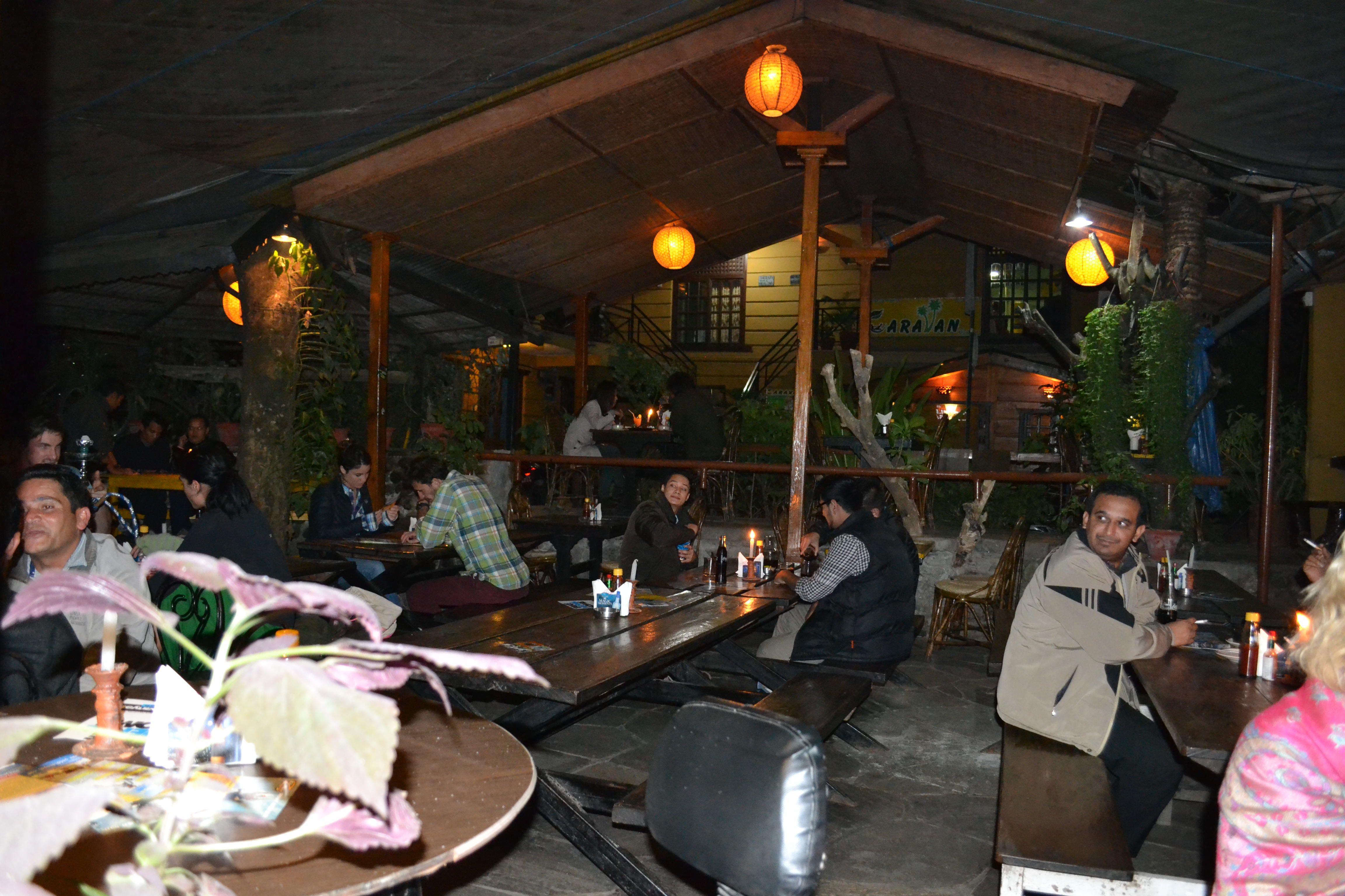 nepal ristoranti