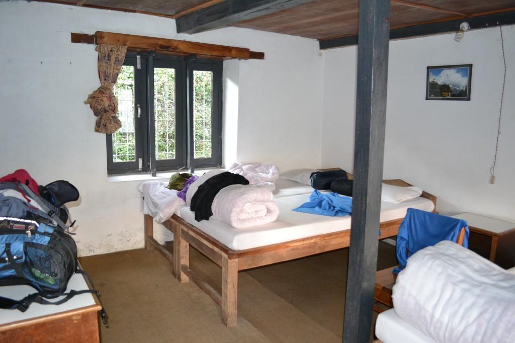 guesthouse trekking