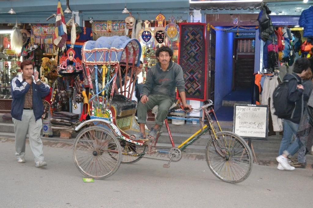 trasporti nepal