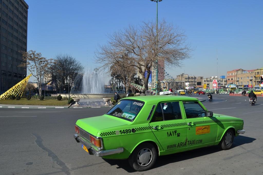 Aeroporto Iran