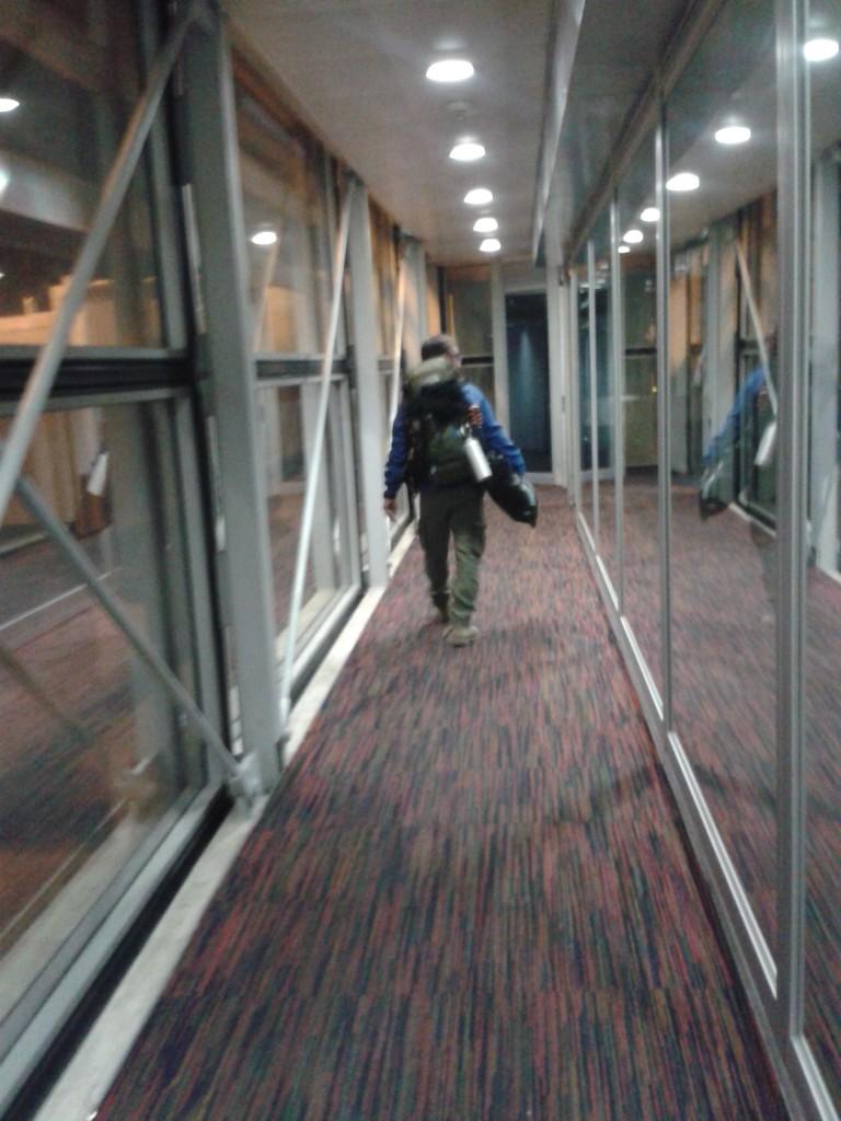 Aeroporto Teheran 3