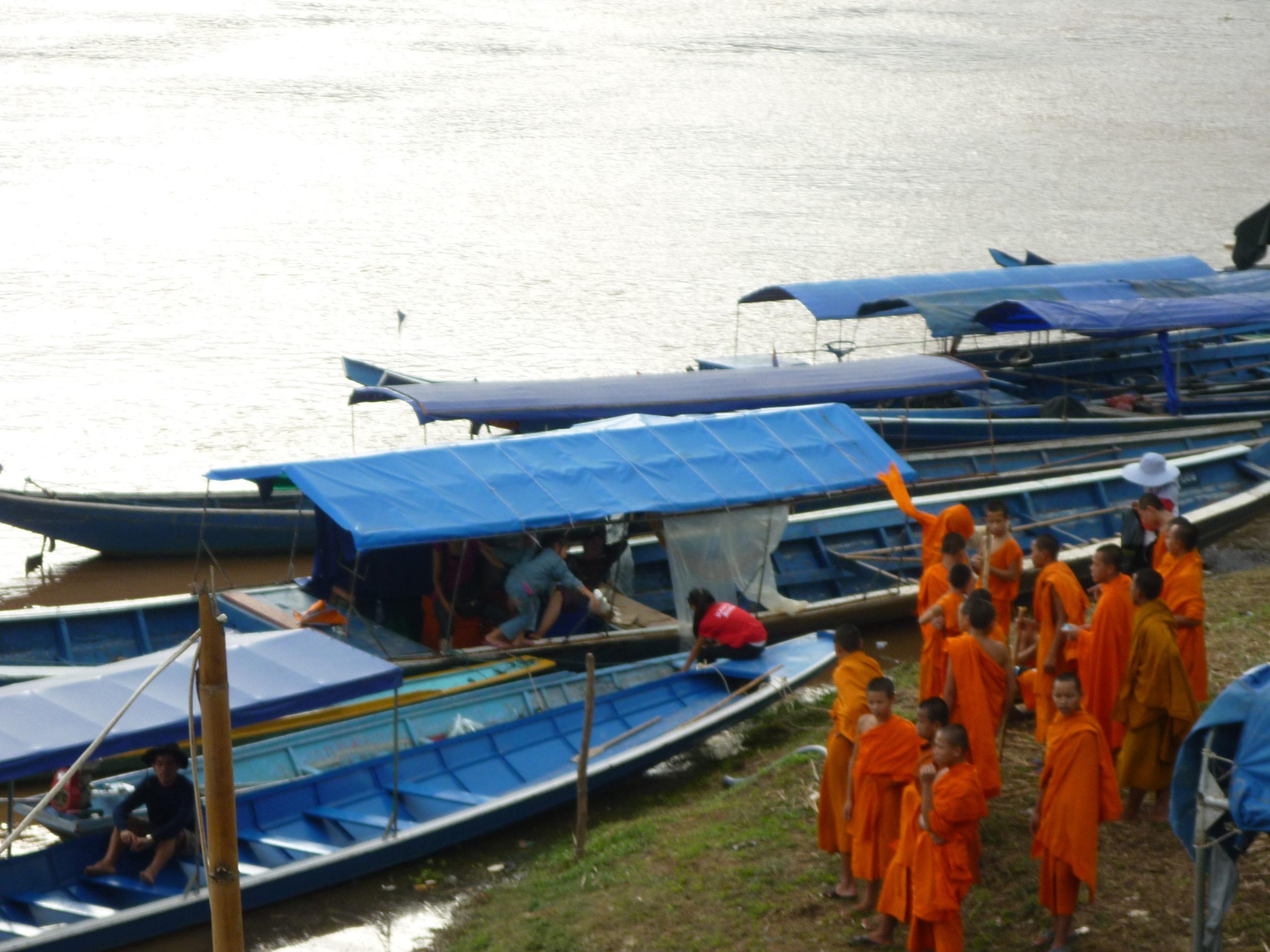 Da Chang Mai a Luang Phrabang