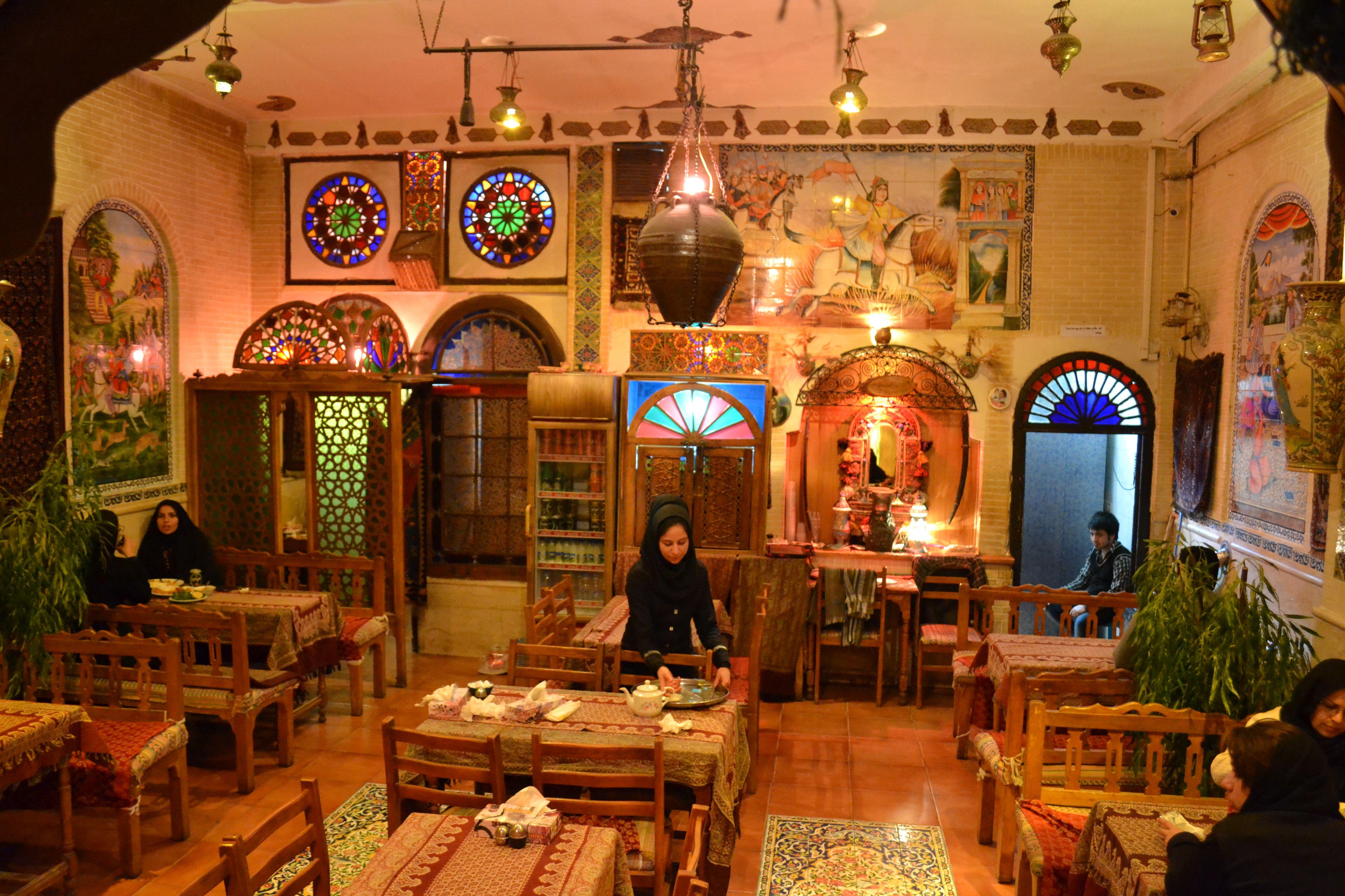 iran ristoranti