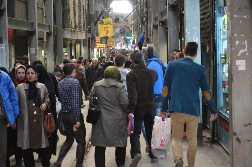 bazar iran