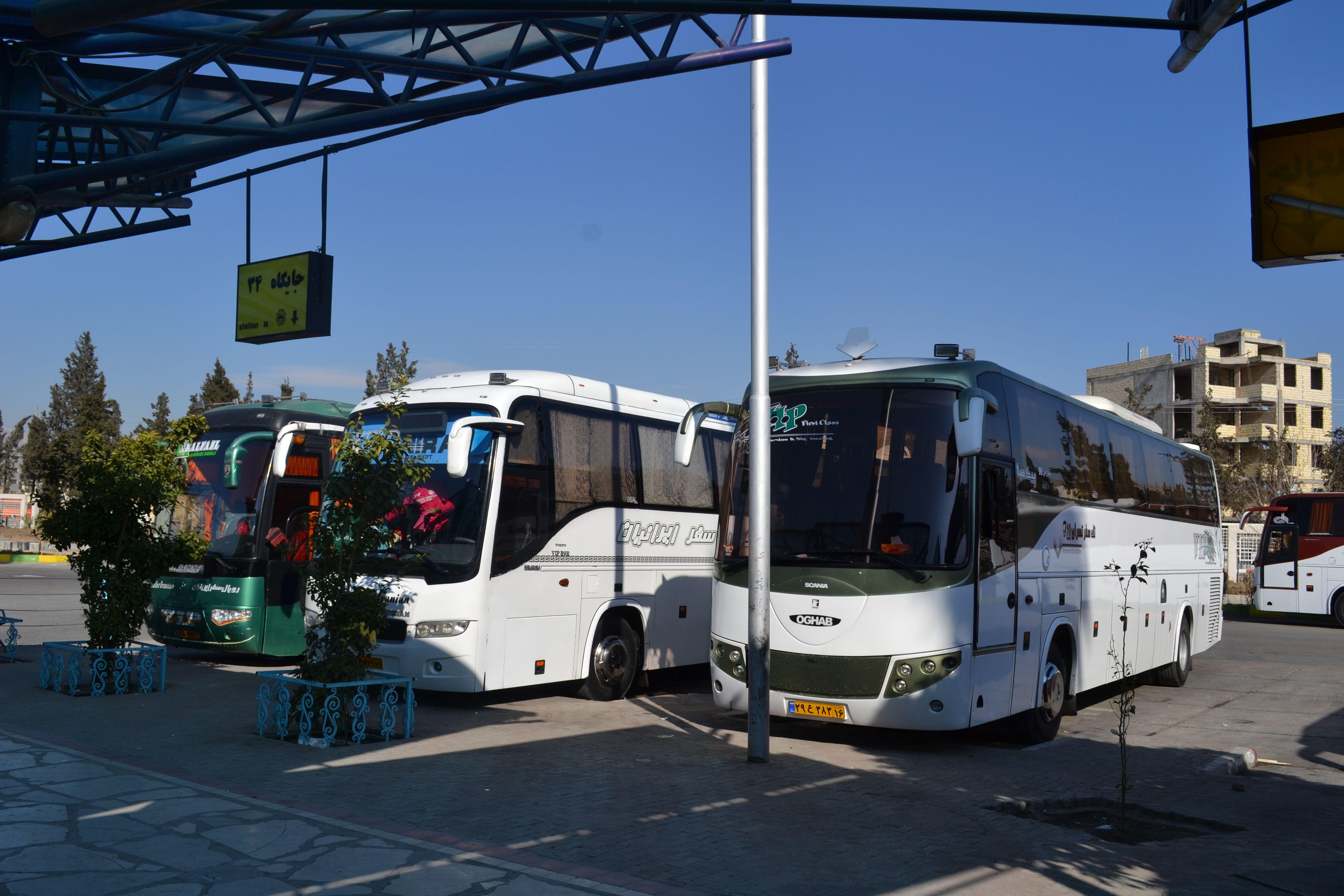 iran mezzi di trasporto