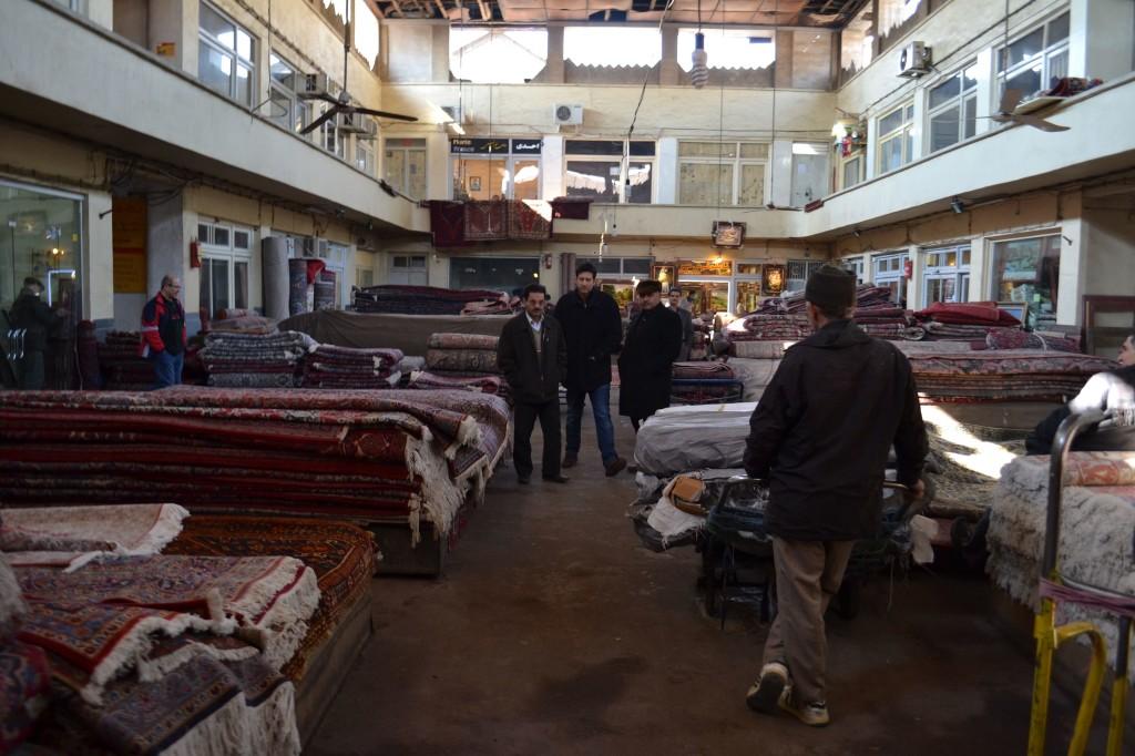 bazaar teheran