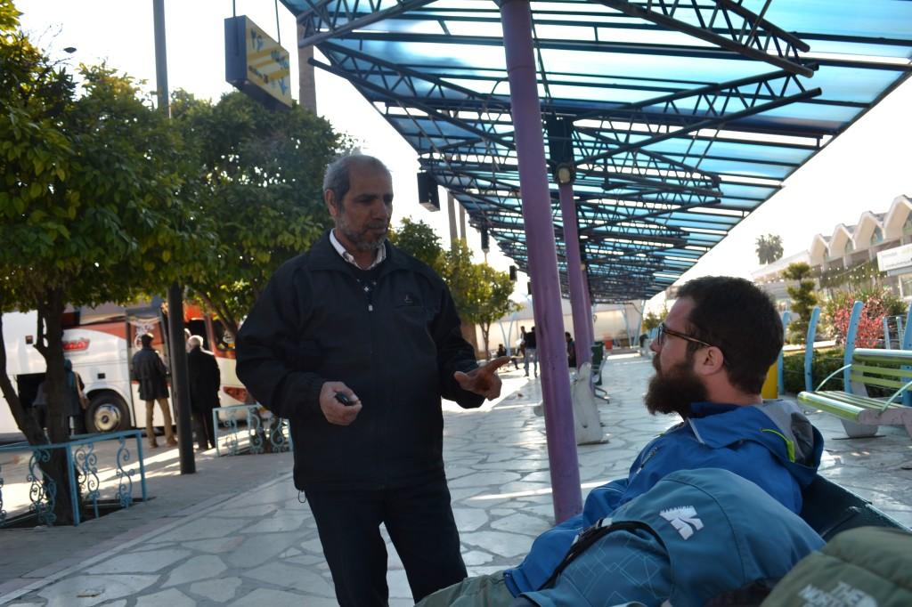 Yazd a Teheran