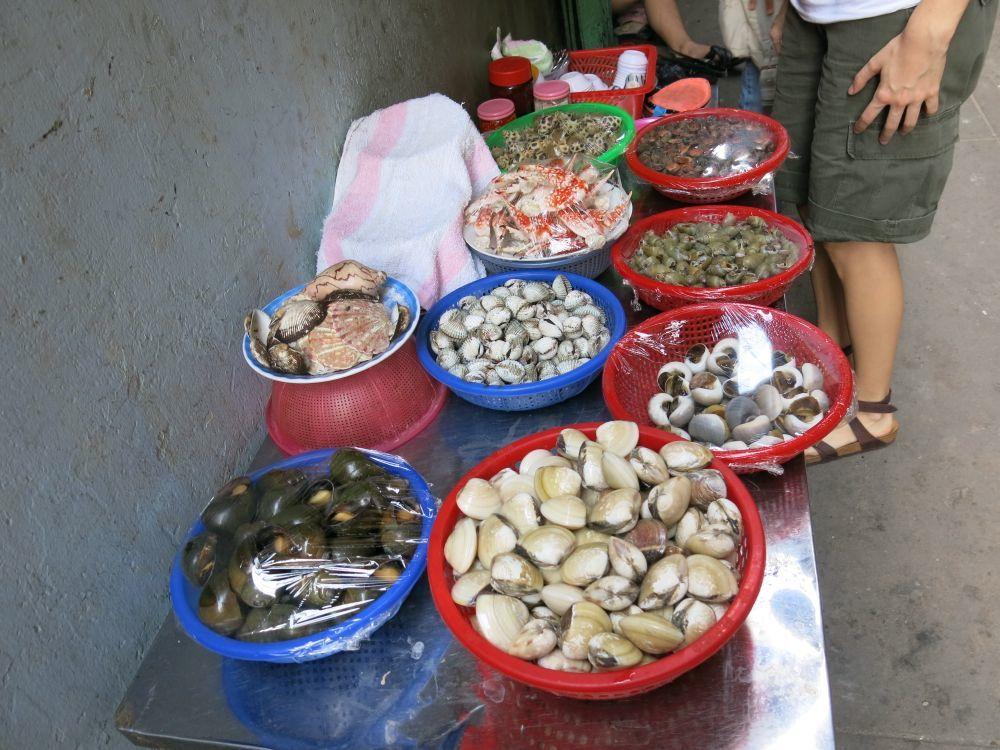 cambogia cucina
