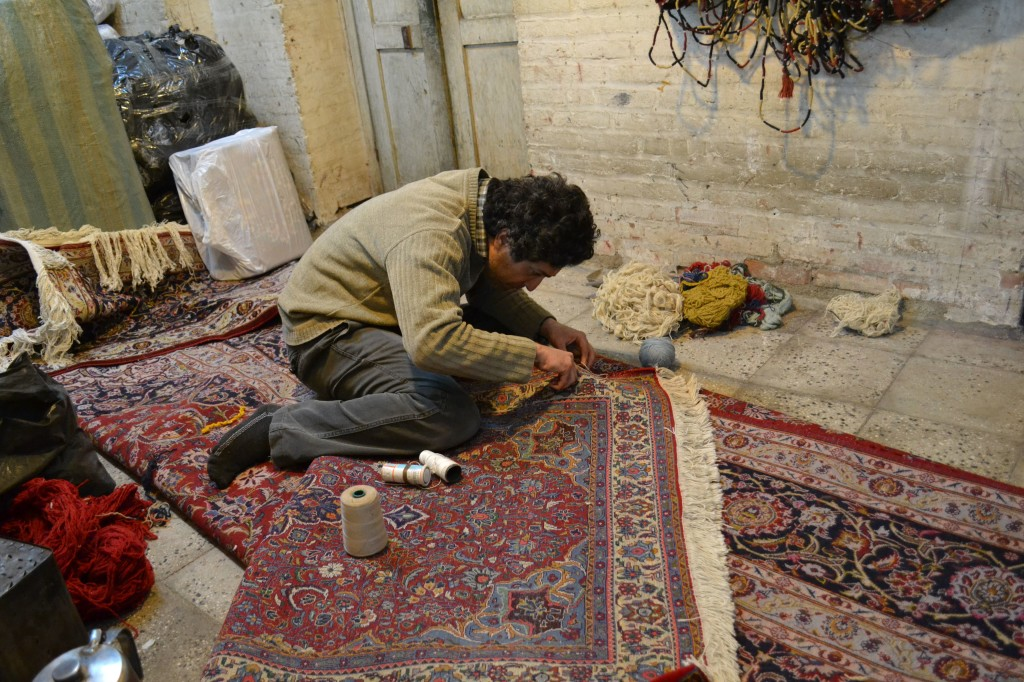 iran carpets
