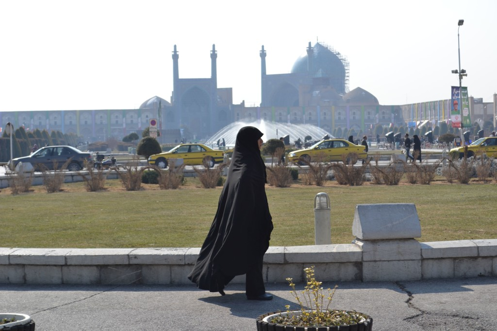Iran storia contemporanea