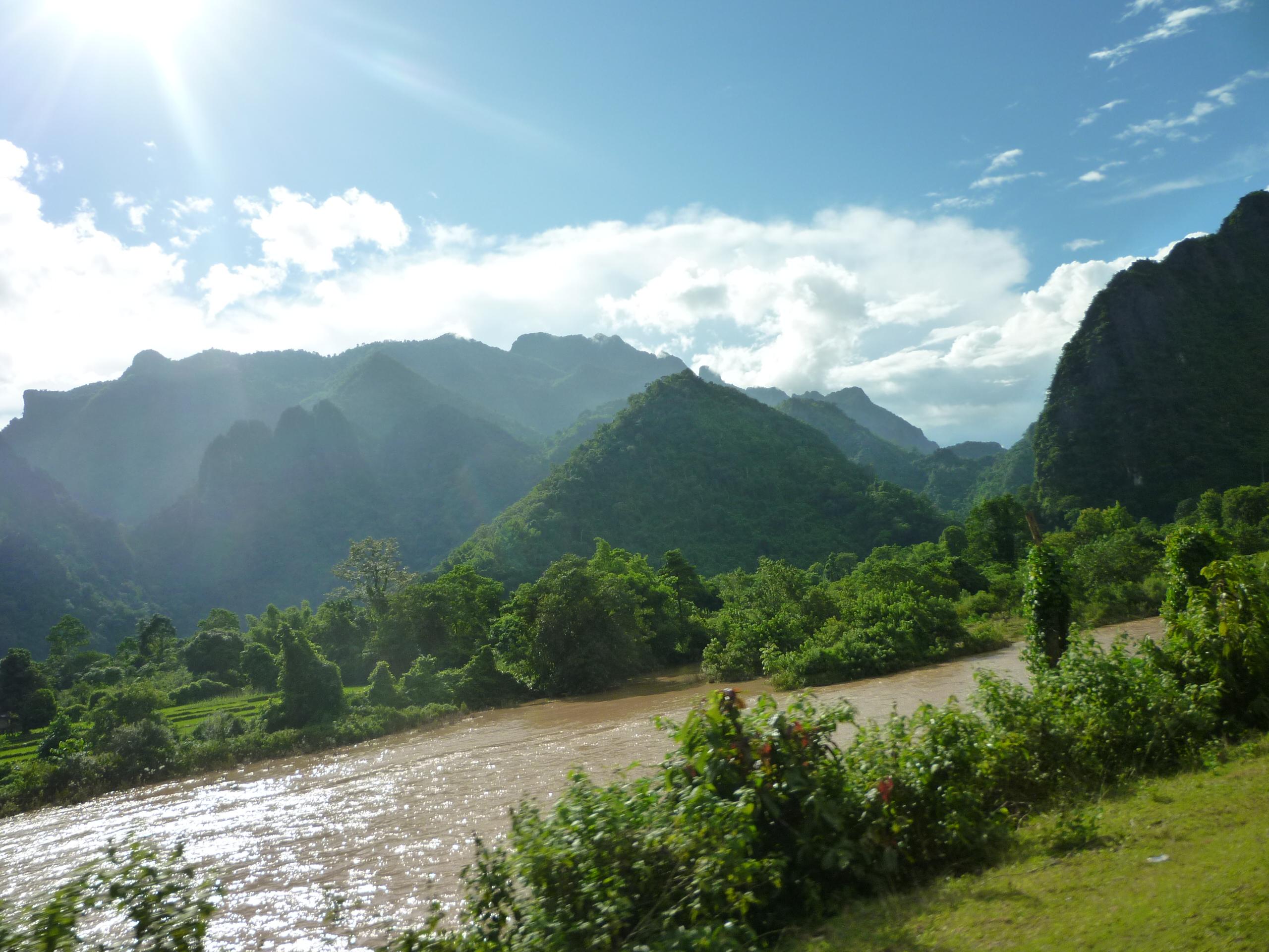 Laos cosa vedere