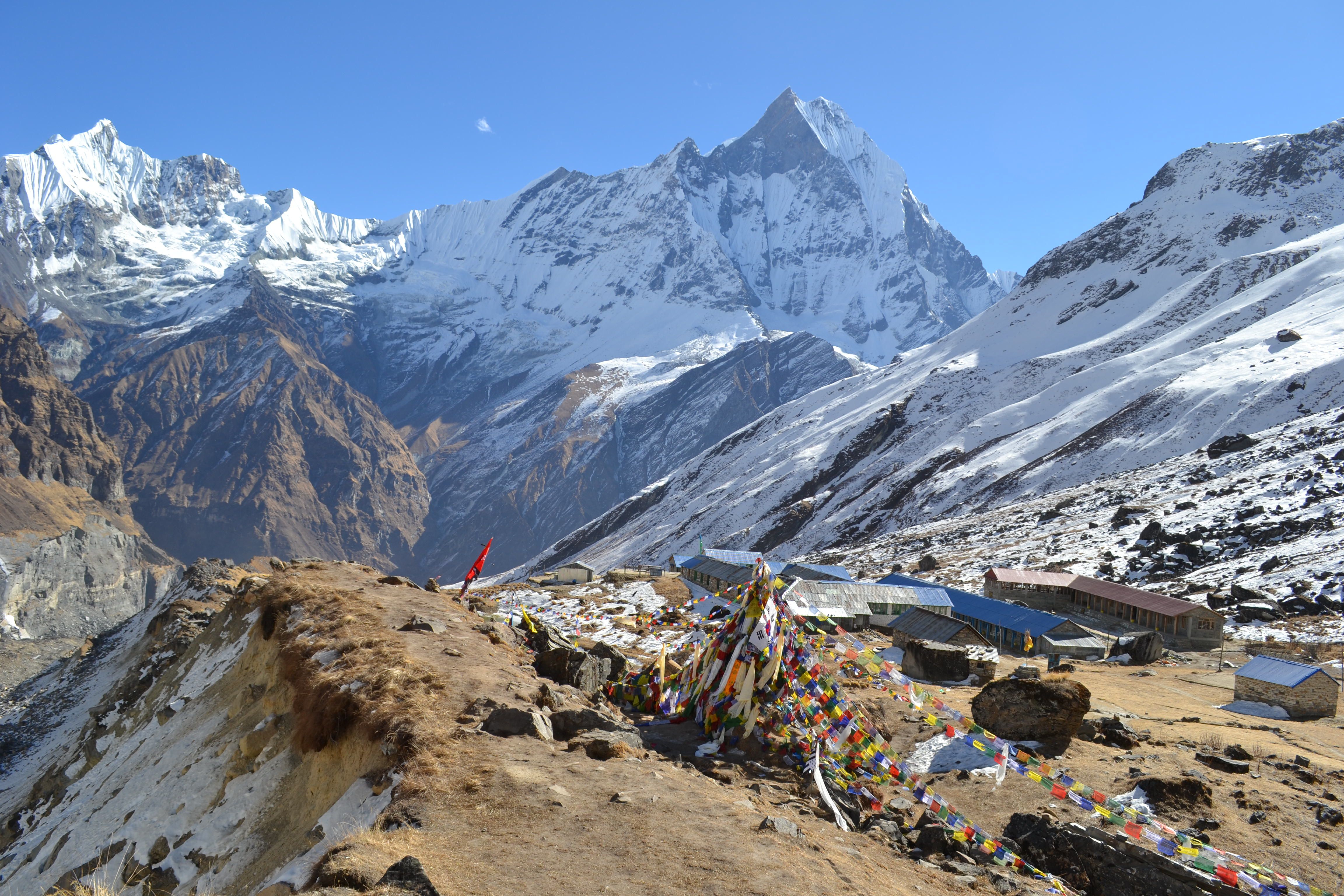 Nepal Storia