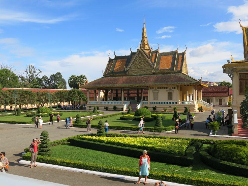 Phnom phen cosa vedere