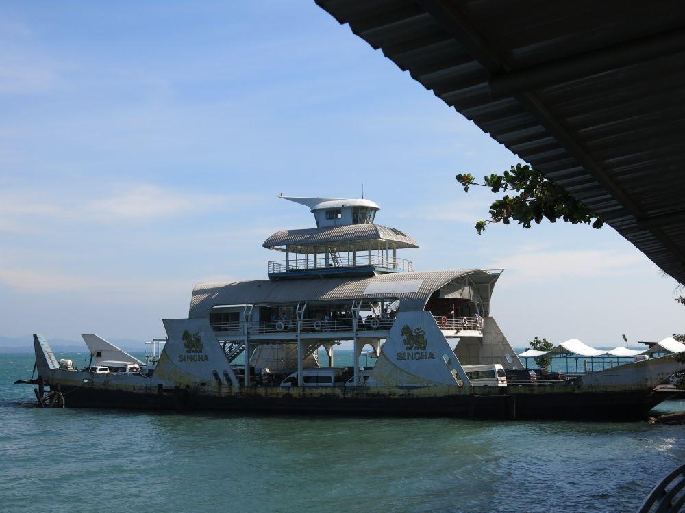 Da Ko Chang a Bangkok