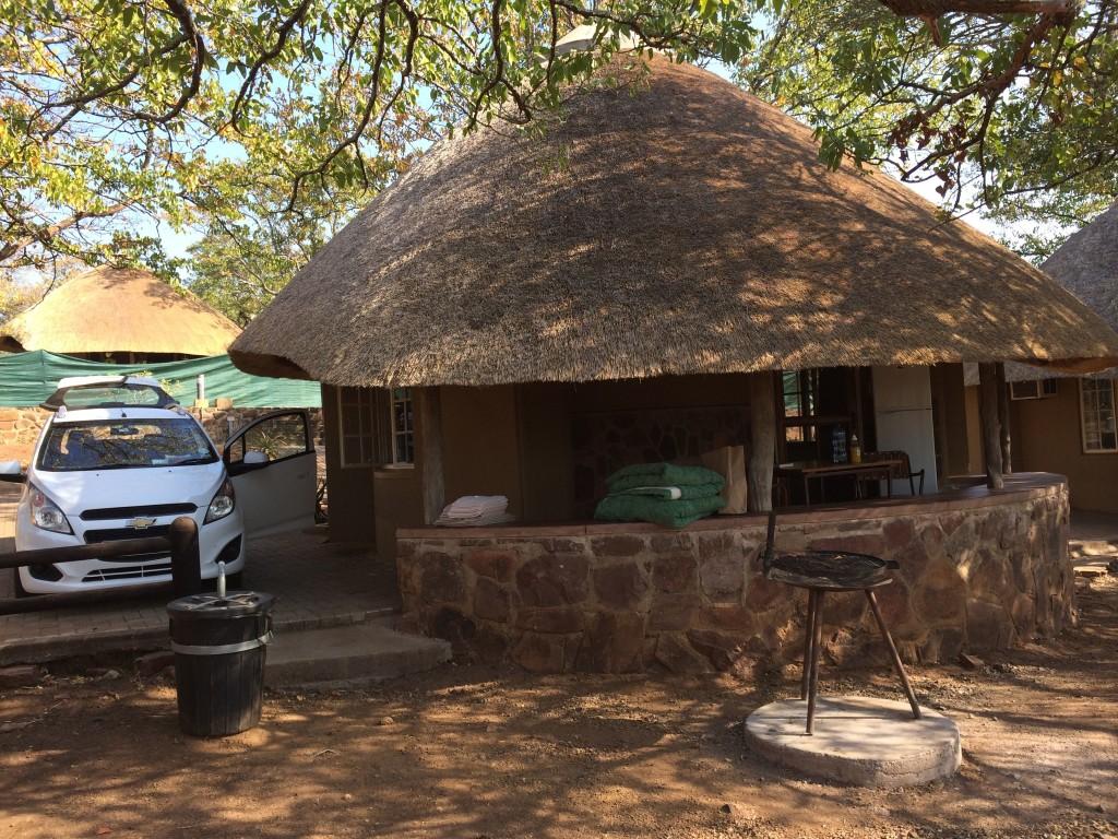 olifant rest camp bungalow
