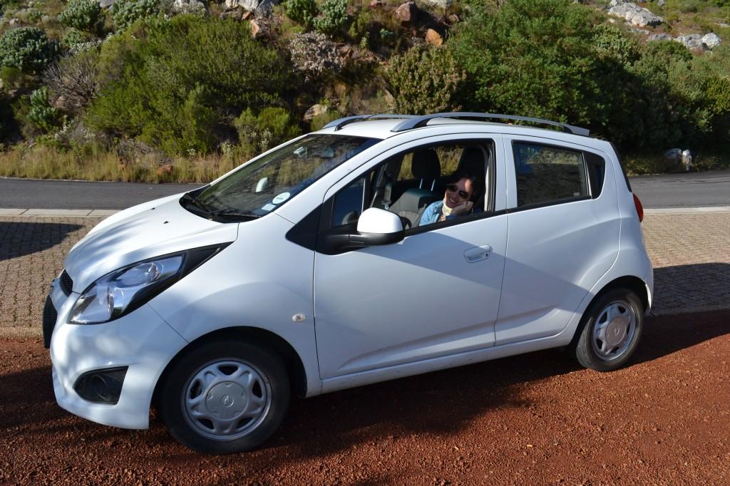 X Rent Car Johannesburg