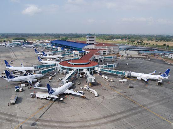 aeroporto panama city