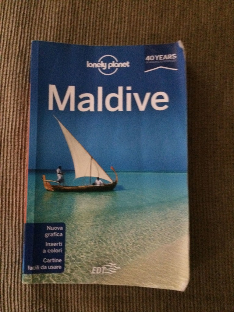 maldive libri