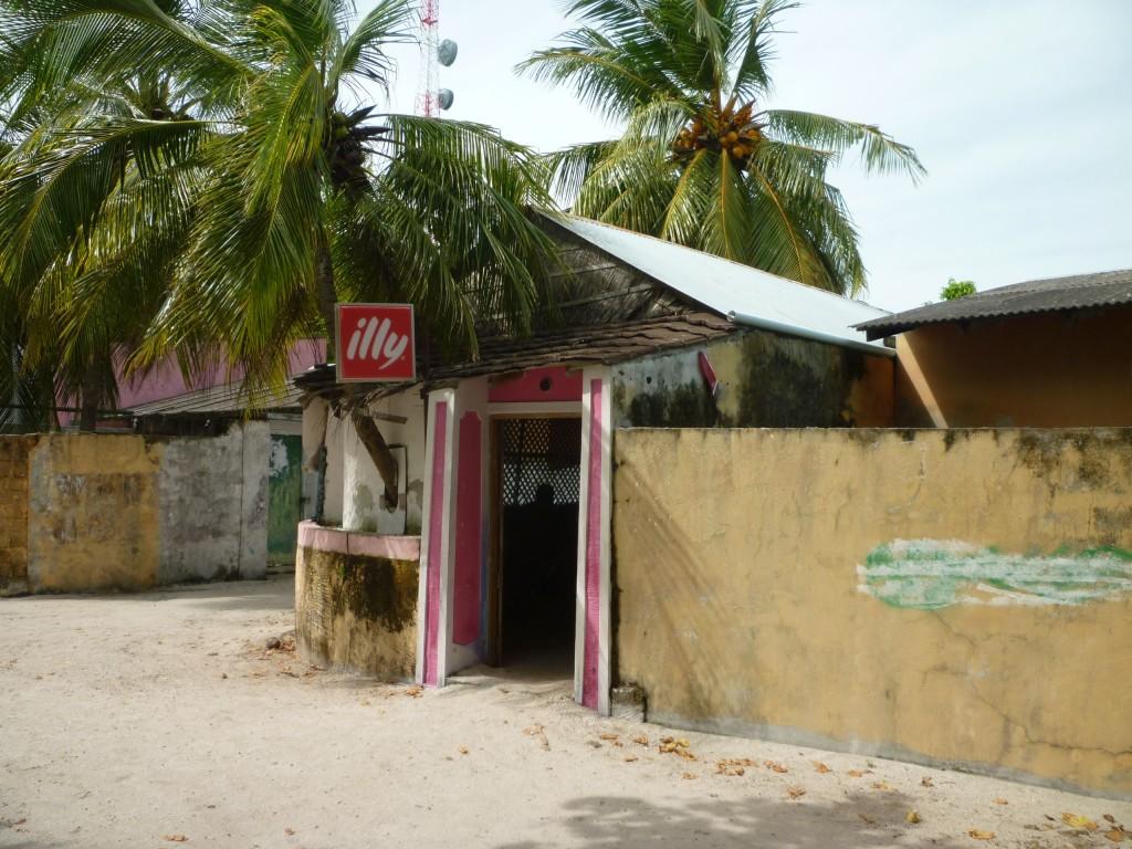 maldive ristoranti