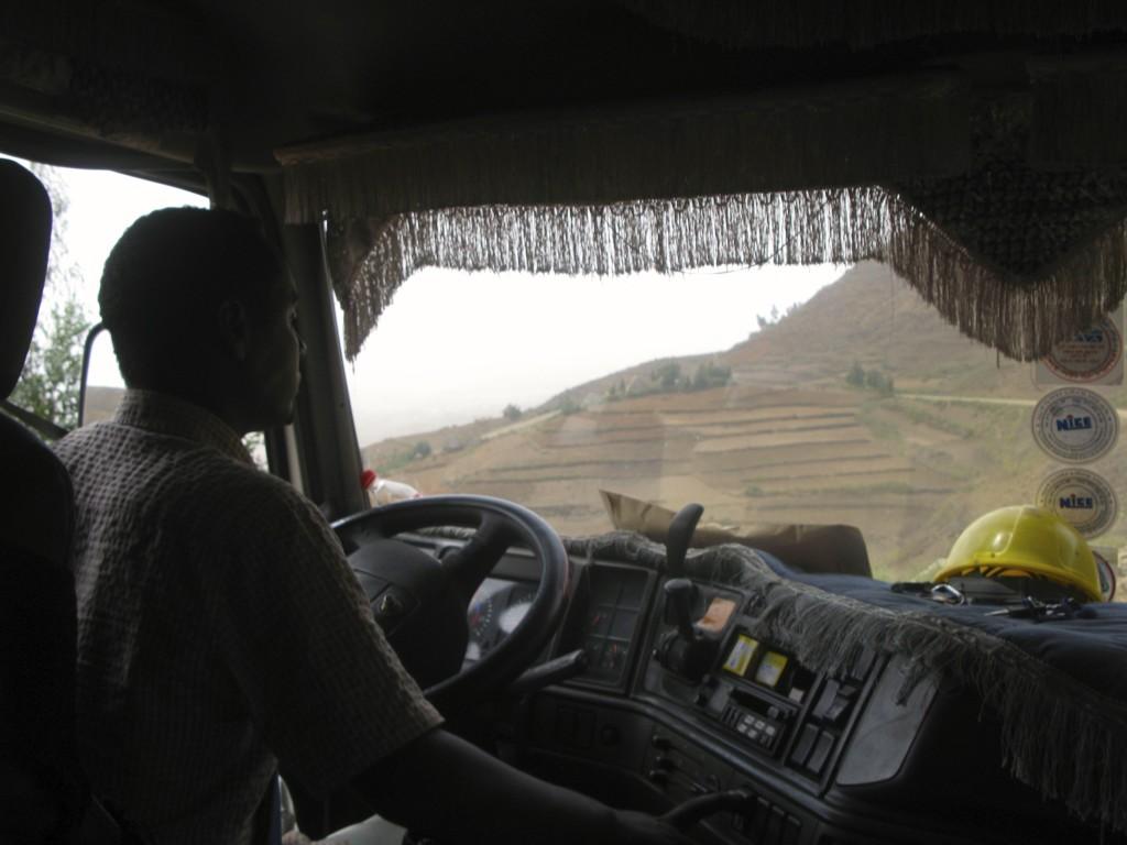 etiopia come arrivare
