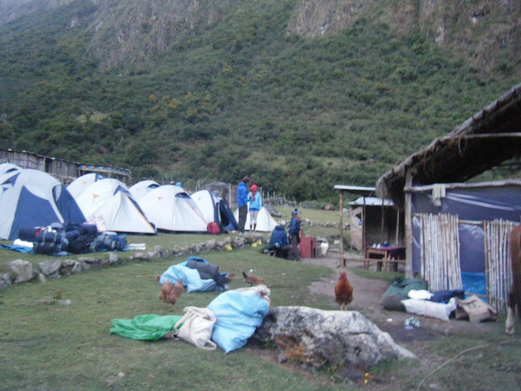 inca trail hotel