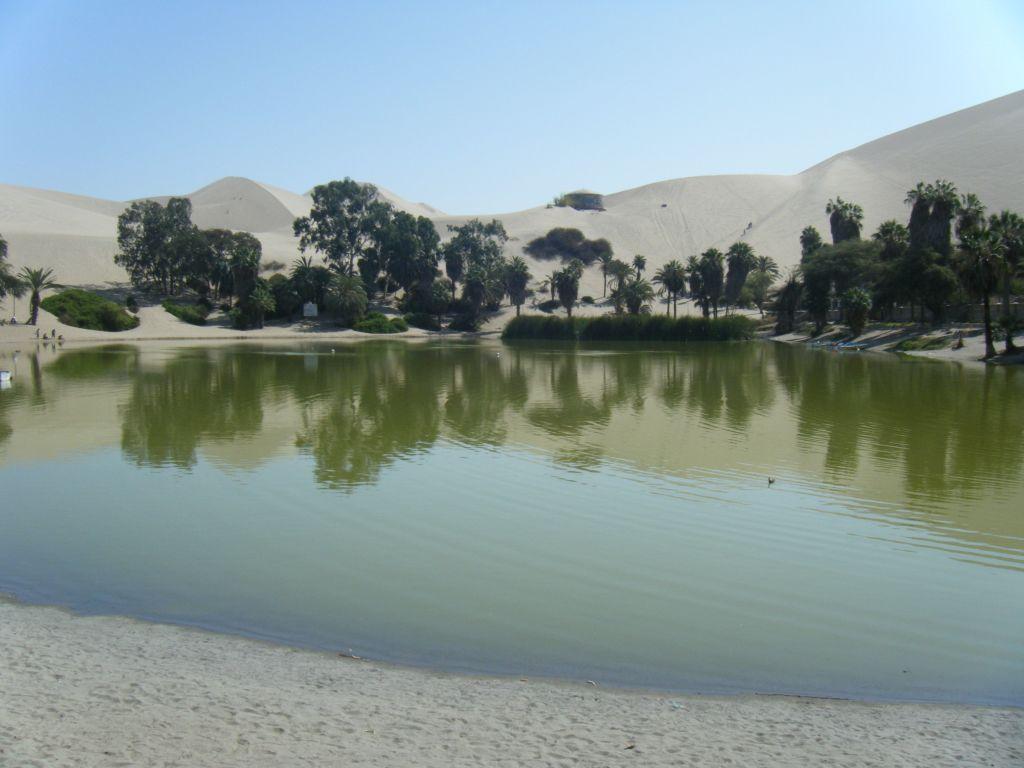 oasi huacachina