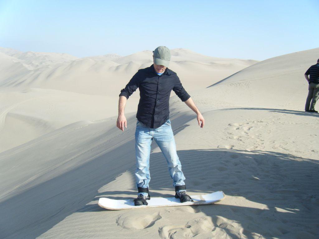 sandbard ica