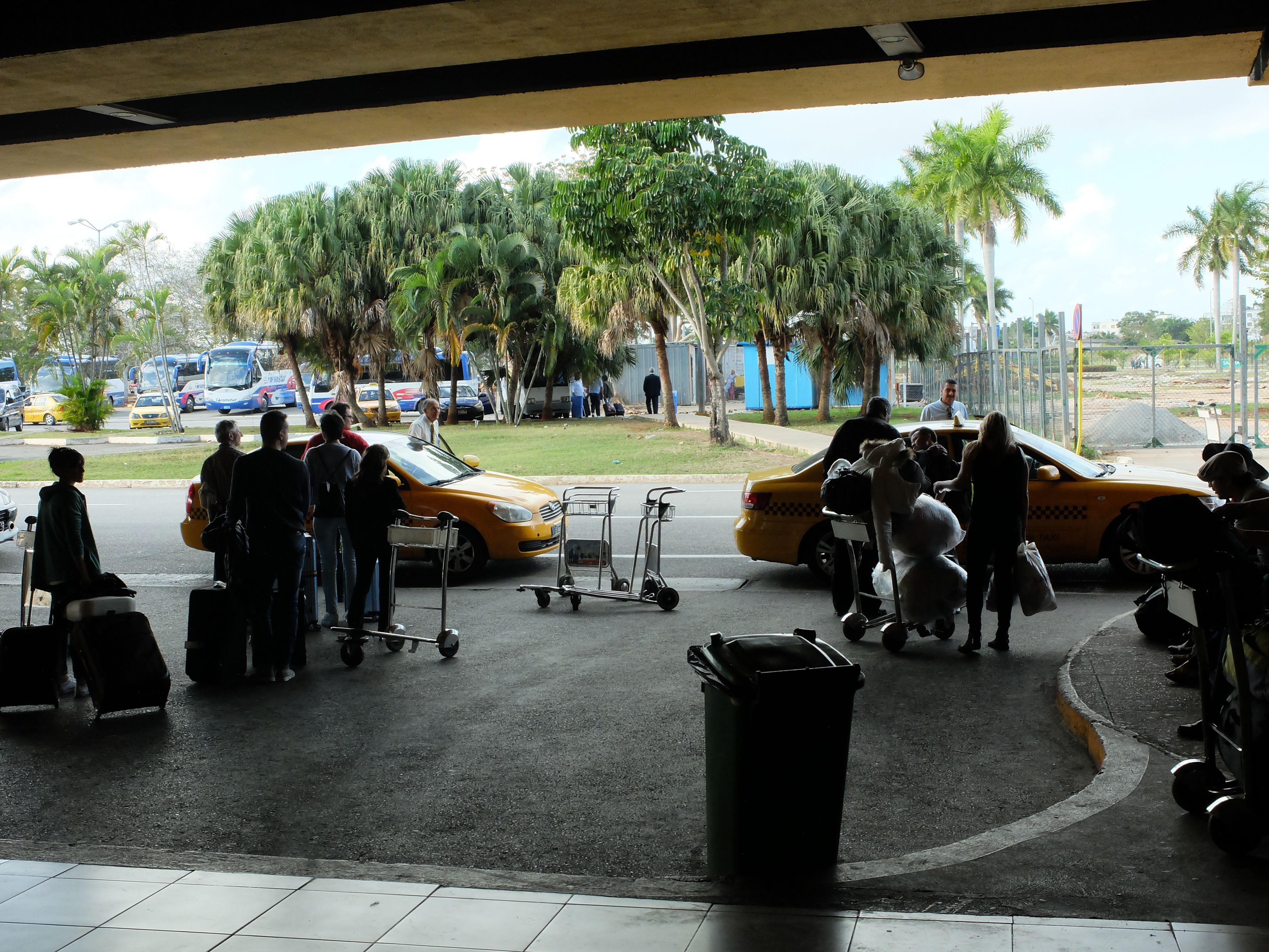 Aeroporto Havana Arrivi : Cuba aeroporto havana josè martin hav