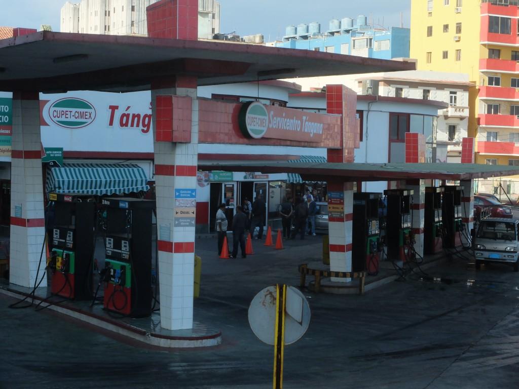 cuba benzina