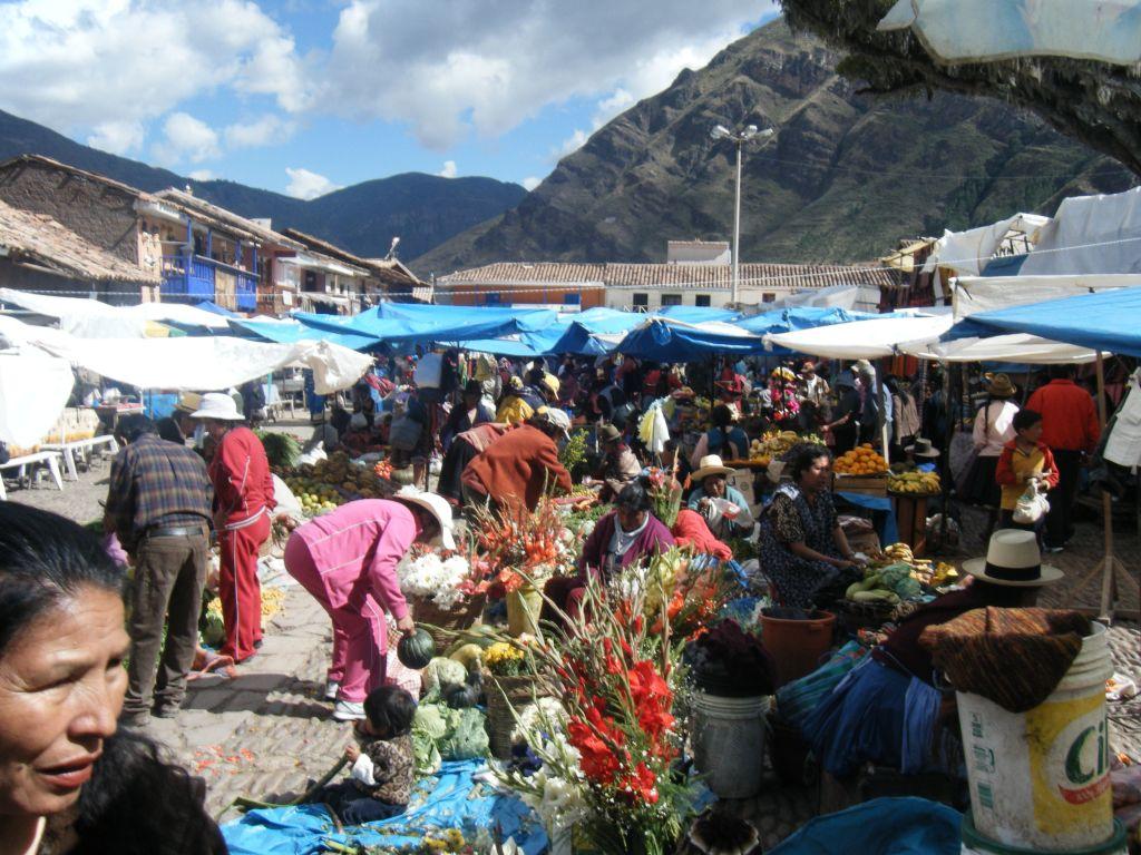mercato chinchero