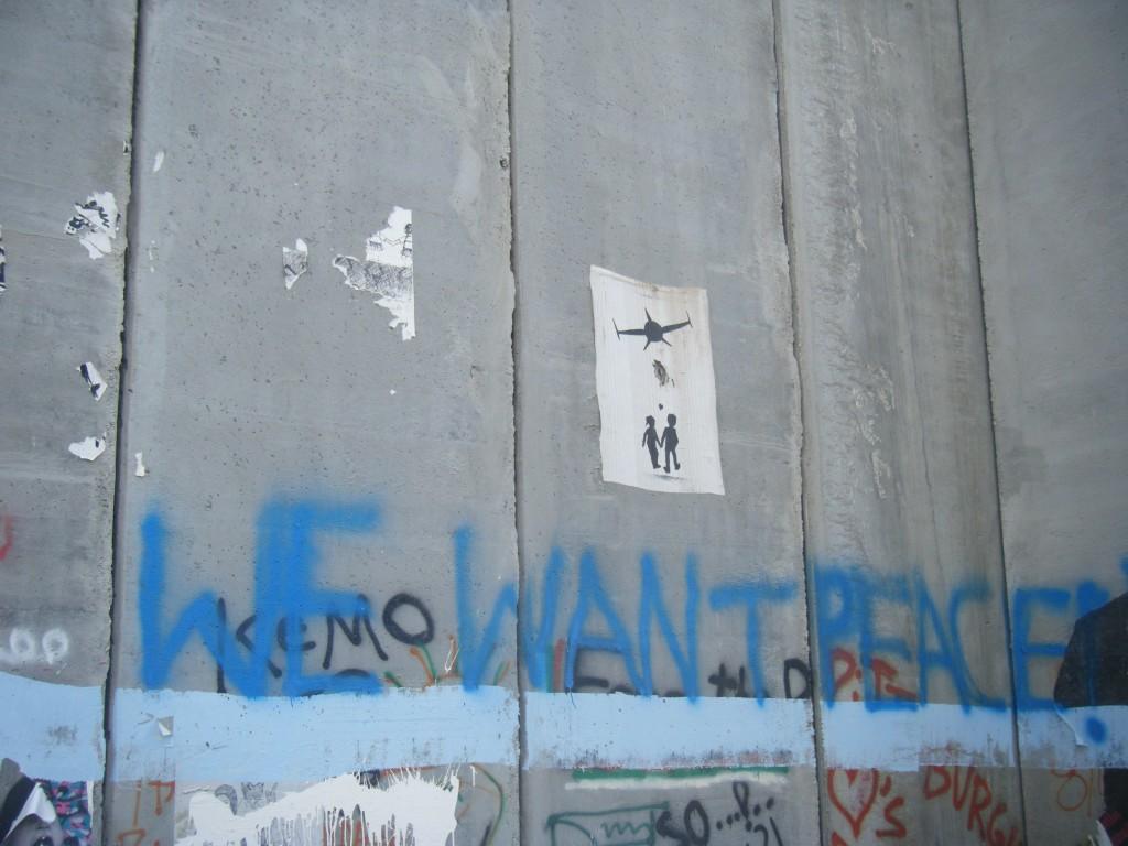 foto muro palestina