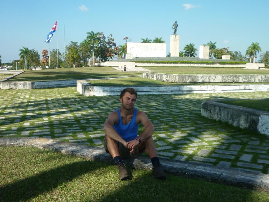 mausoleo che guevara