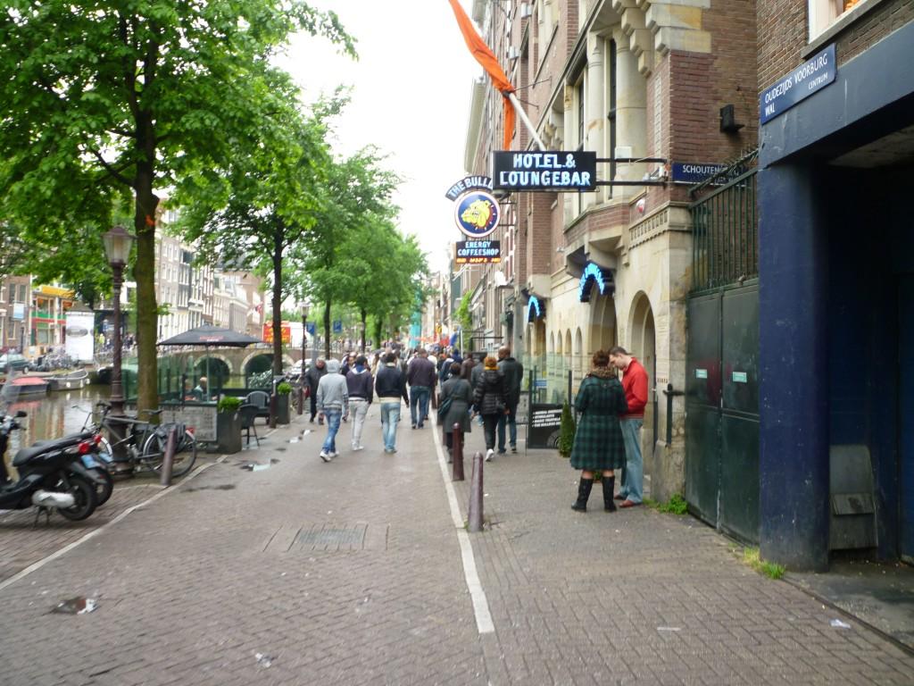 partenza per amsterdam