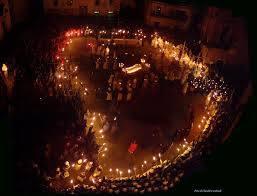 processione venerdi santo orte