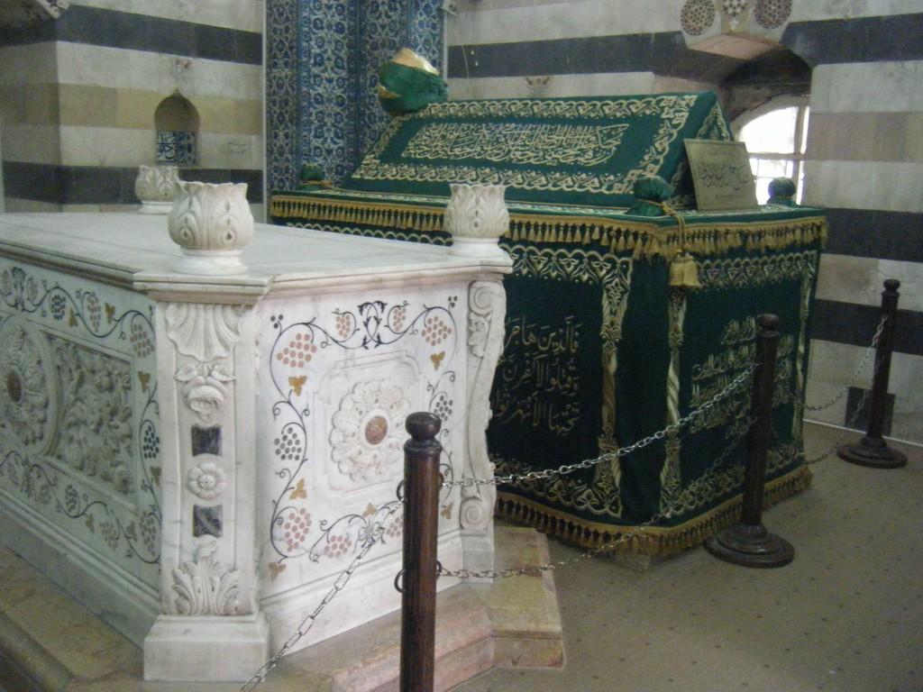 tomba saladino