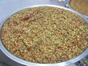 Siria cucina - Il Baklawa