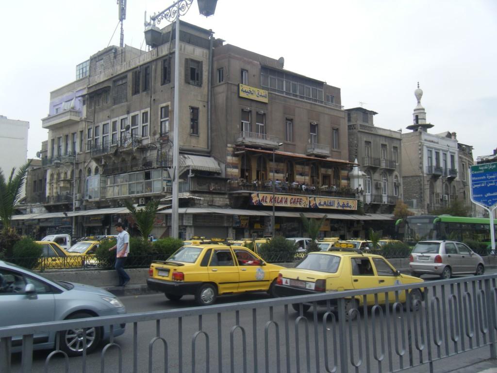 siria trasporti