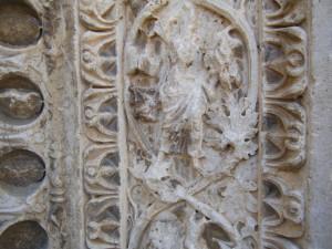 Raffigurazioni sulle colonne dei tempi di Baalbek