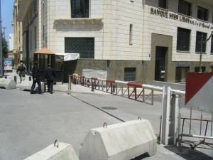 La Parte nuova e occidentale di Beirut