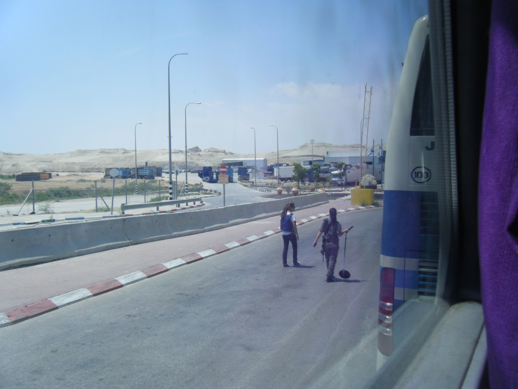 King Hussein Bridge