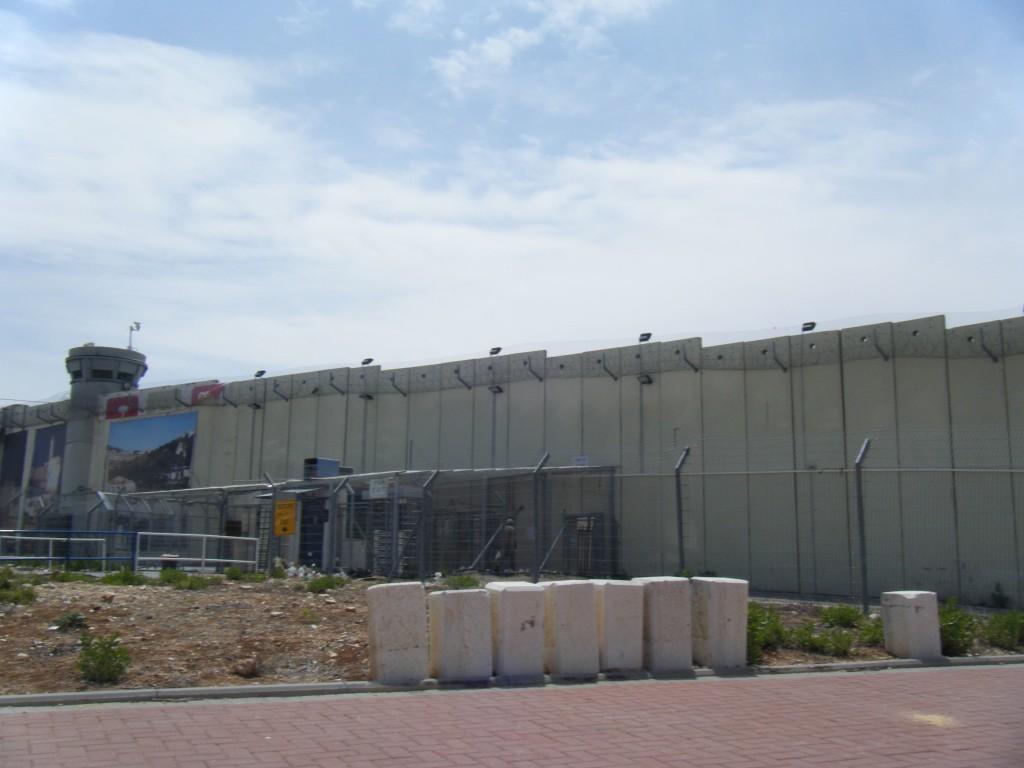 King Hussein Bridge israele